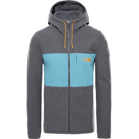 The North Face Blocked TKA 100 - Veste Homme - gris/bleu